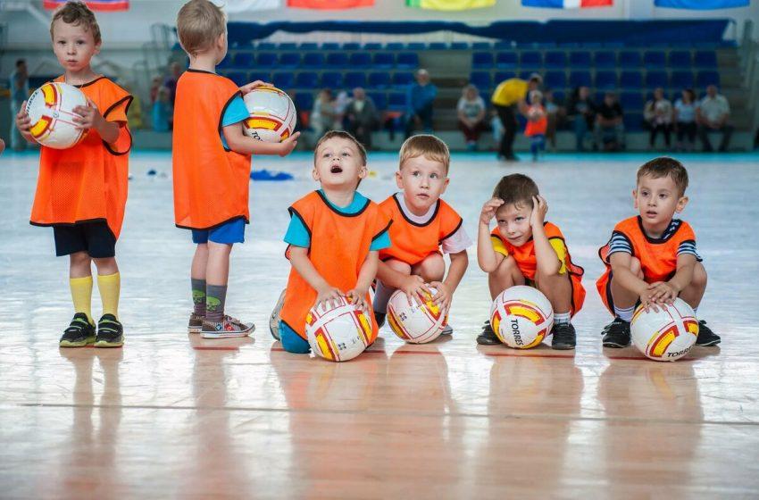 Первенство города Южно-Сахалинска по мини-футболу среди мальчиков до 12 лет.