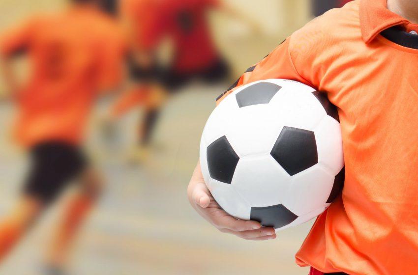 Внимание! Ведётся набор в секцию футбола для мальчиков 5-7 лет