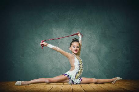 Внимание! Набор детей (девочки) от 4 до 6 лет в группу на художественную гимнастику.
