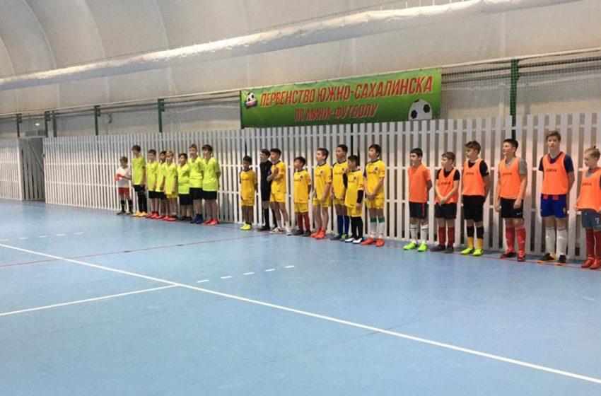 Турнир по мини футболу, посвящённый празднику «День народного единства»